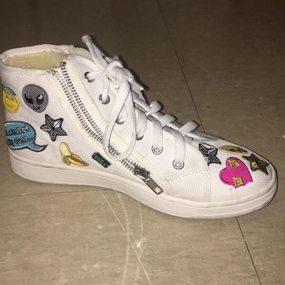 Steve Madden Shoes | Emoji Sneakers